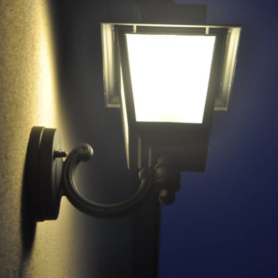 la luce della sera